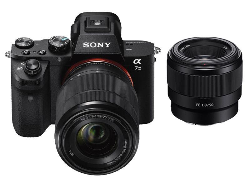 Máy ảnh Sony Alpha 7