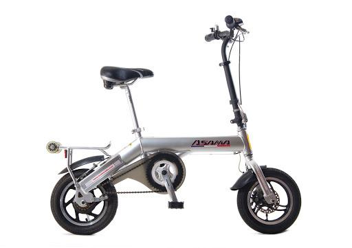 Xe đạp gấp gọn Asama