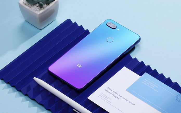 Topic64.Xiaomi Mi 8 Lite