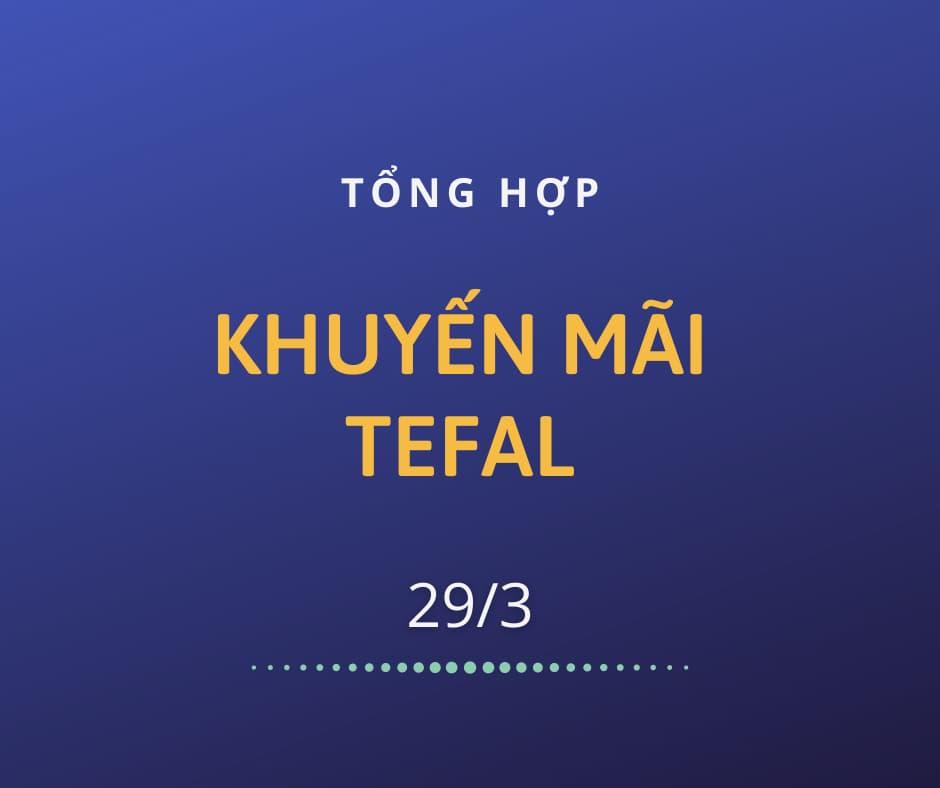Deal Tefal