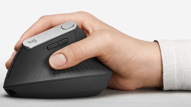 Chuột máy tính giúp giảm mỏi tay