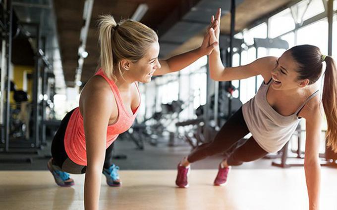 luyện tập thể dục