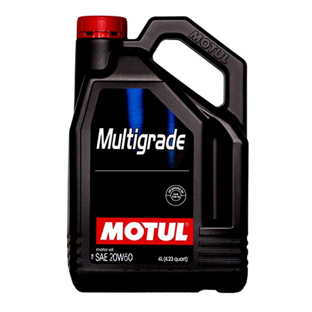 Nhớt Ô Tô Motul Multigrade 20W50