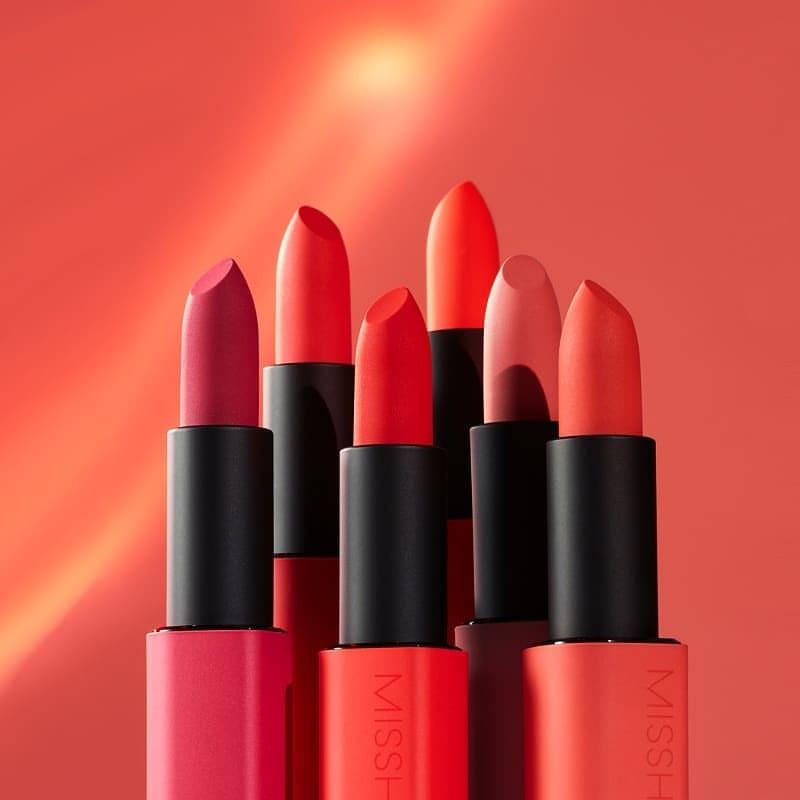 Son lì Missha Dare Rouge Lipstick