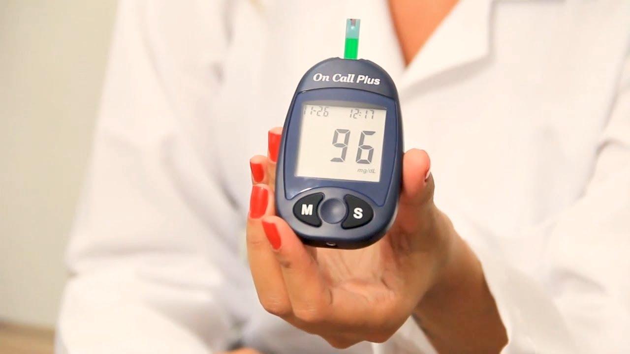 máy đo đường huyết on_call_plus