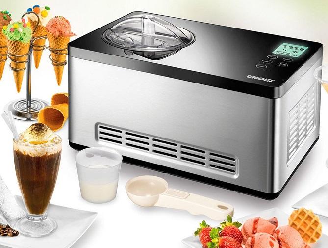 Nên dùng loại máy làm kem nào