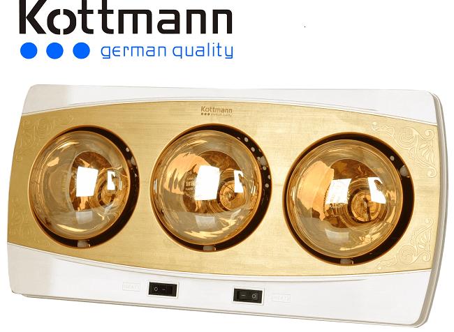 Đèn sưởi Kottmann