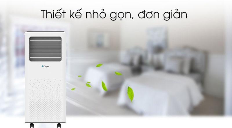 Đánh giá máy lạnh di động Casper
