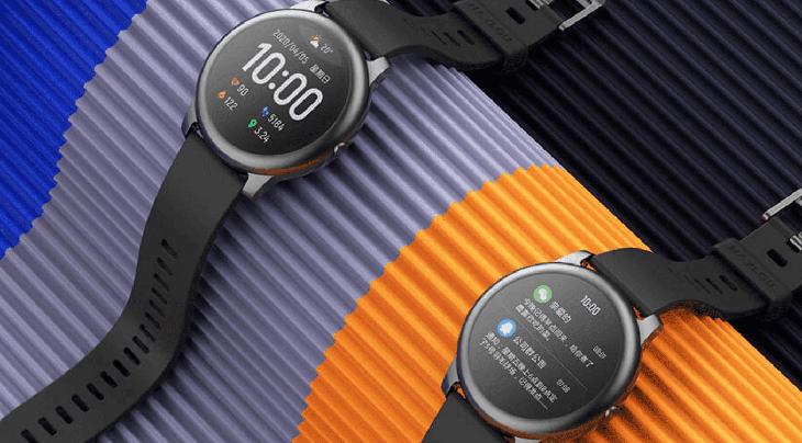 Đồng hồ thông minh Haylou Solar