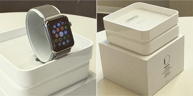 Hộp đựng đồng hồ Apple Watch