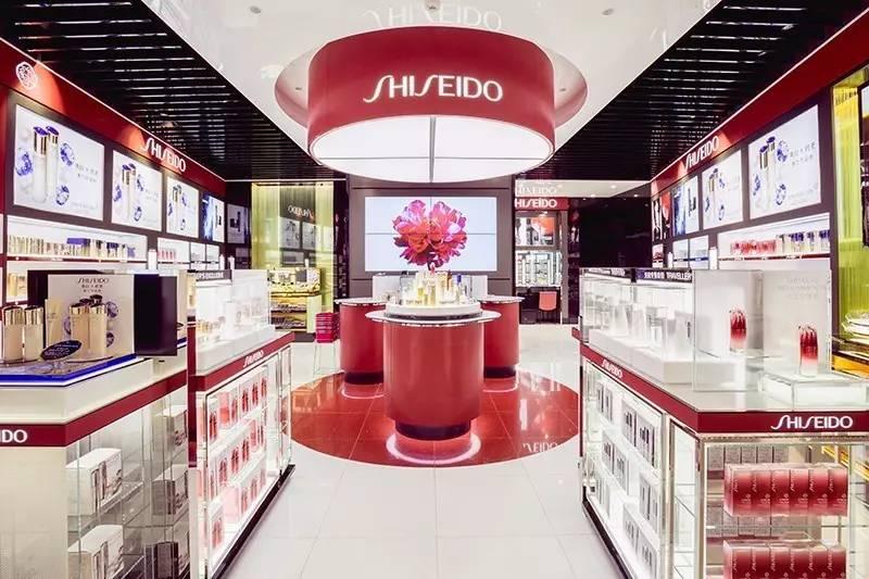 Showroom Shiseido