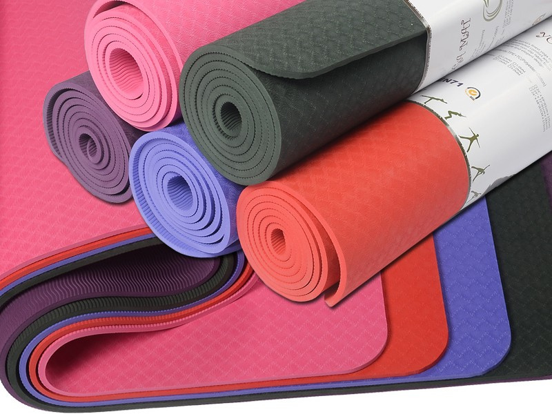 Chất liệu thảm yoga