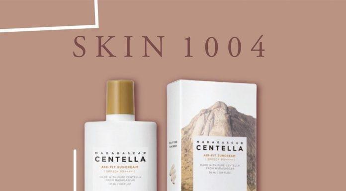 Skin1004 Madagascar Centella Air-Fit SunCream