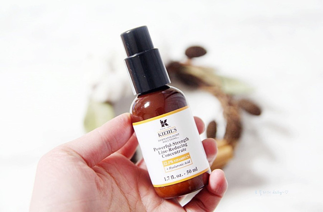 Serum Vitamin C Powerful-Strength Line-Reducing Concentrate